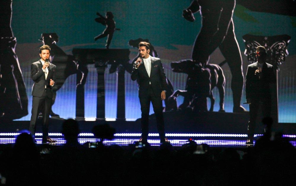 27. Italija: Grande Amore – Il Volo (Foto: Andres Putting (EBU))