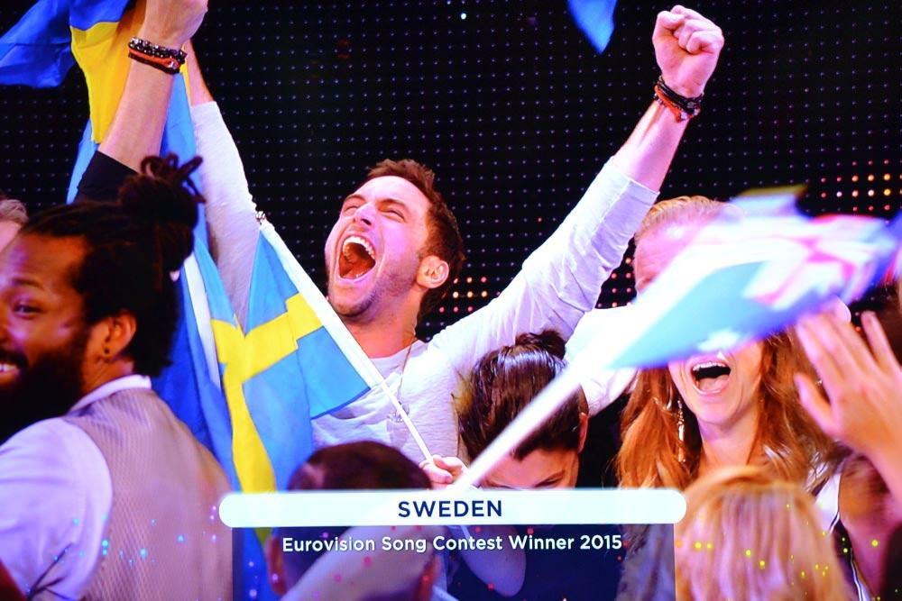 Na letošnjem Evrosongu je prepričala Švedska. (Foto: Alesh Maatko)