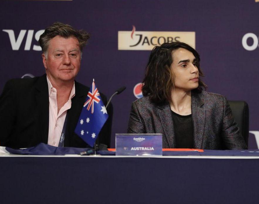 Avstralija: Isaiah (Foto: Andres Putting)