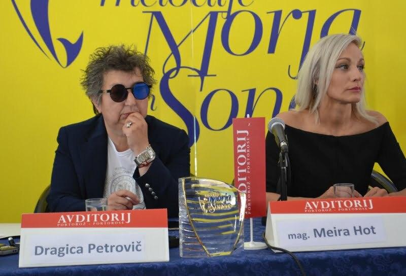 Dragica Petrović in Meira Hot (Foto: Alesh Maatko)