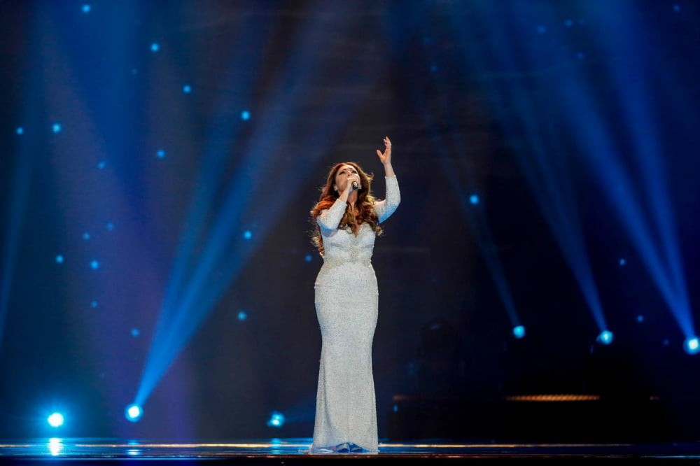 II. Predizbor: 4. Malta: Claudia Faniello - Breathlessly (Foto: Andres Putting)