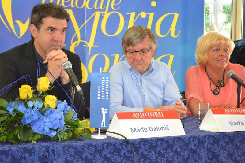 Mario Galunič, Slavko Ivančič in Lada Tancer (Foto: Alesh Maatko)