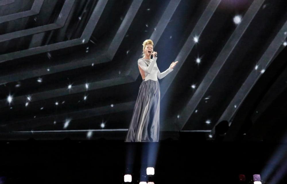 Finale: Nemčija: Levina - Perfect Life  (Foto: Thomas Hanses)