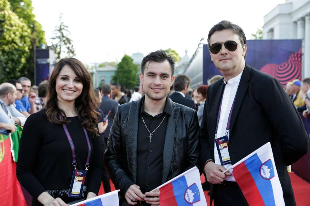 Slovenija: Omar Naber (Foto: Thomas Hanses)