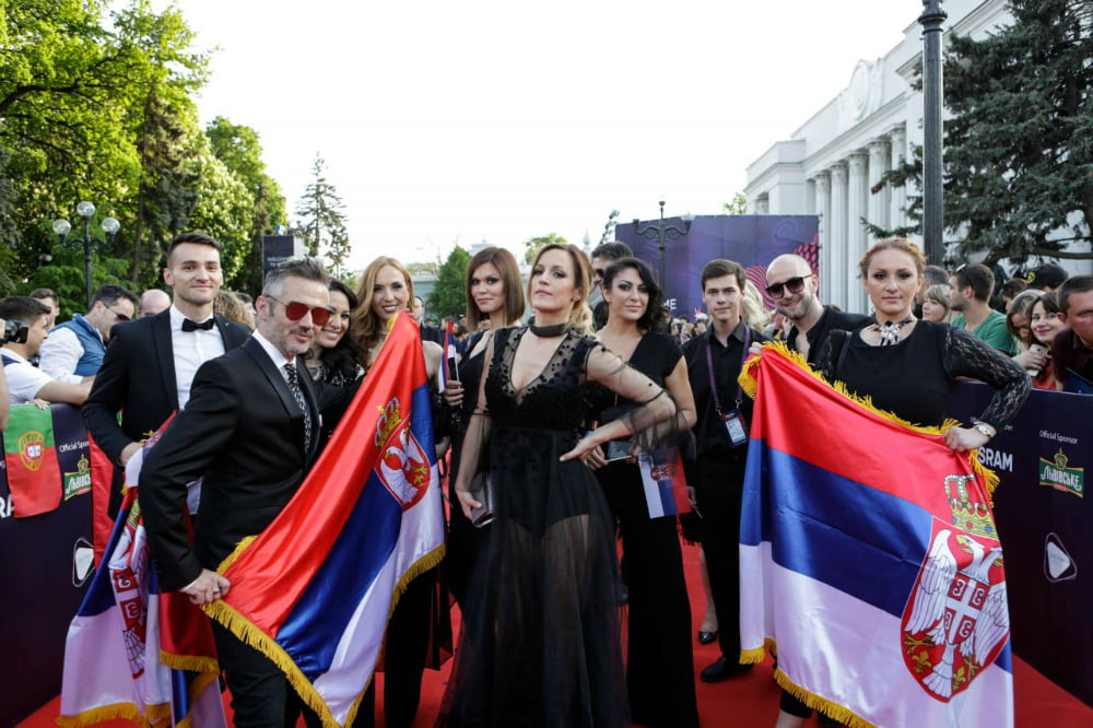 Srbija: Tijana Bogićević (Foto: Thomas Hanses)