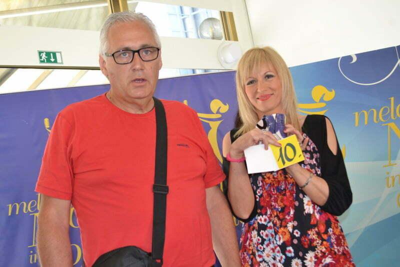 Številka 10 za Vivjano in Roberta Vatovca Music Team (Foto: Alesh Maatko)