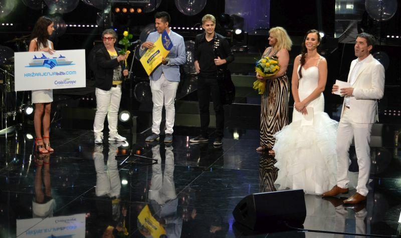 Nagrade so kar deževale ... (Foto: Alesh Maatko)
