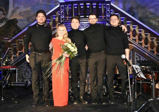 V Viteški dvorani sta razstavi sledila še dva edinstvena koncerta ... (Foto: Agencija Ekskluzivno)