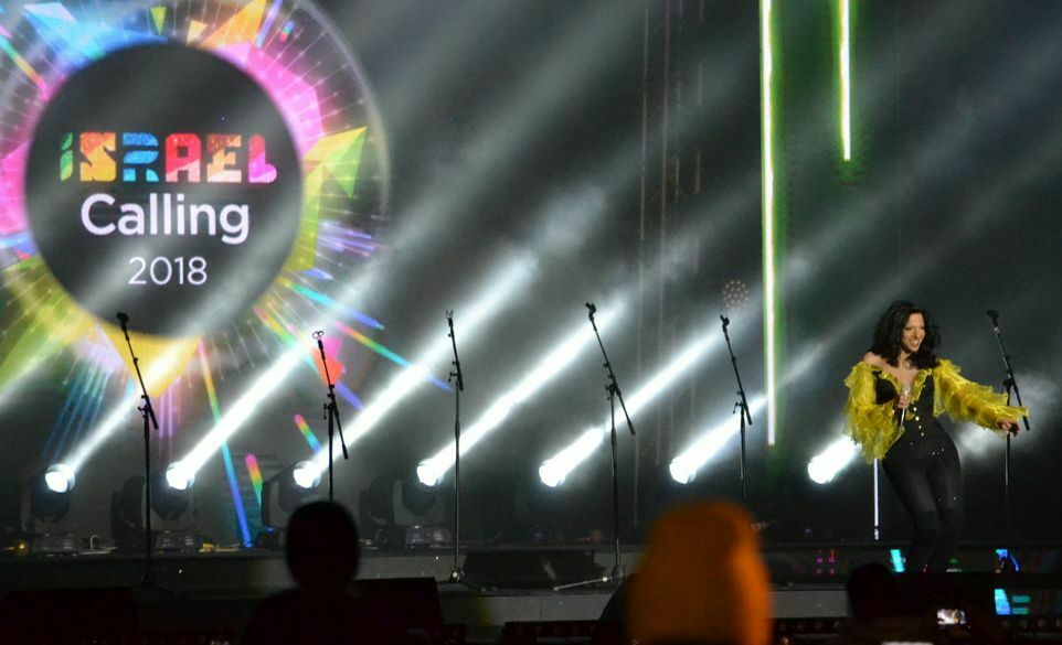Tretji večer je zaznamoval veliki koncert. (Foto: Alesh Maatko)