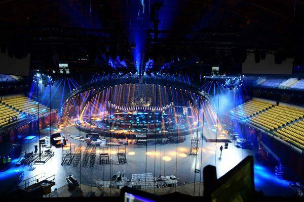 Evrovizijski oder dobiva svojo podobo ... (Foto: m-m-pr.com)