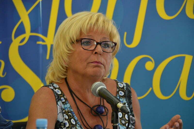 Lada Tancer, predstojnica Urada za družbene dejavnosti Občine Piran. (Foto: Alesh Maatko)