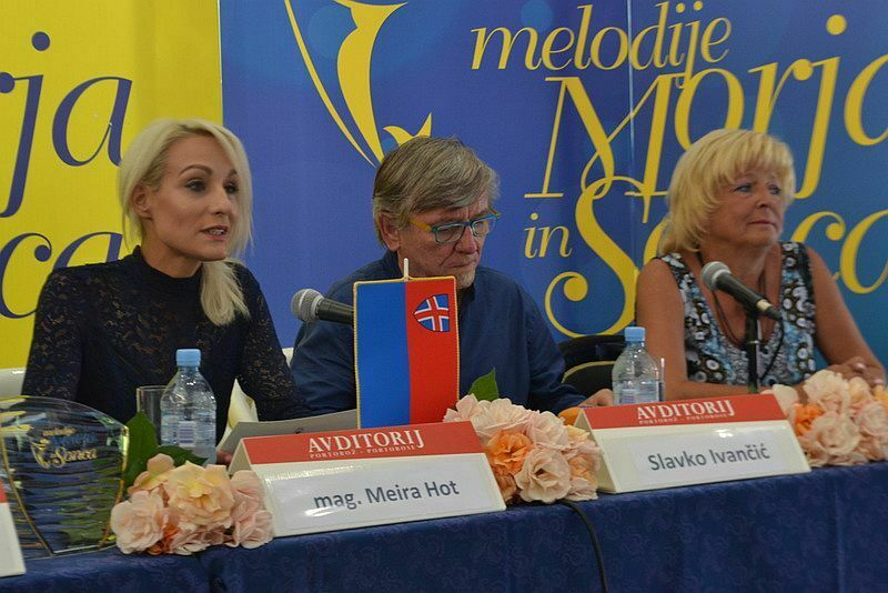 Meira Hot, Slavko Ivančič in Lada Tancer (Foto: Alesh Maatko)