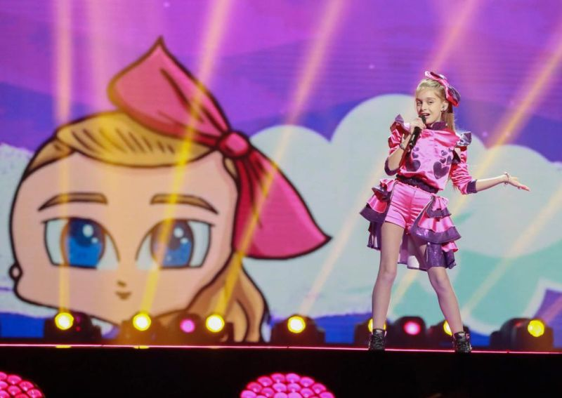 4. Albanija: Efi Gjika - Barbie (Foto: Andres Putting)