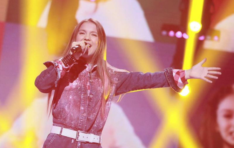 5. Rusija: Anna Filipchuk - Unbreakable (Foto: Andres Putting)