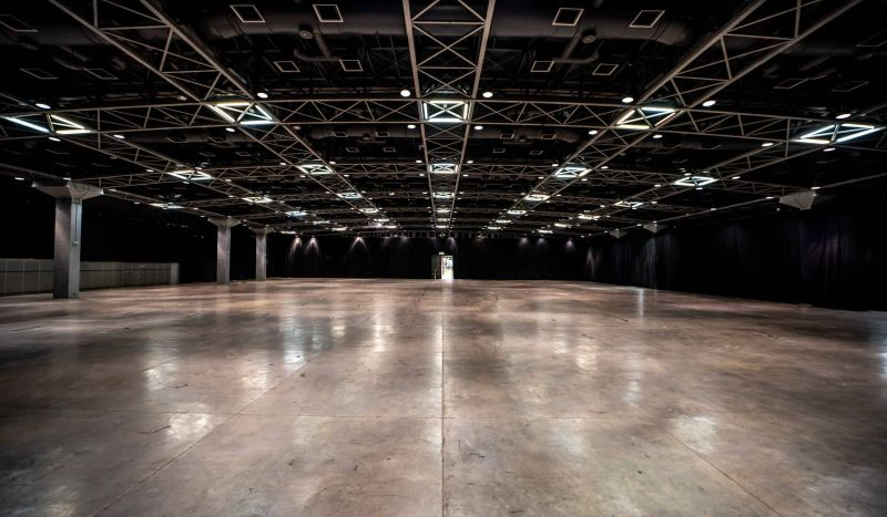 Zelena soba bo v sosednjem paviljonu 1. (Foto: expotelaviv.co.il)