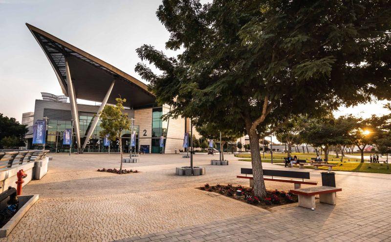 ESC izbor 2019 bo potekal v paviljonu 2. (Foto: expotelaviv.co.il)