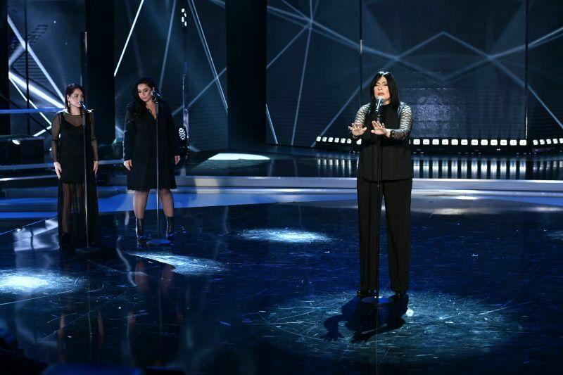 Beovizija 2019 (šov program): Kaliopi - Crno i belo (Makedonija ESC 2012) (Foto: RTS)
