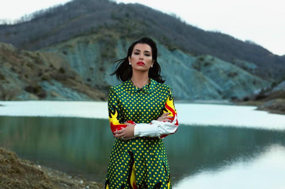 2. Albanija: Jonida Maliqi - Ktheju tokës (Foto: Edvina Meta)