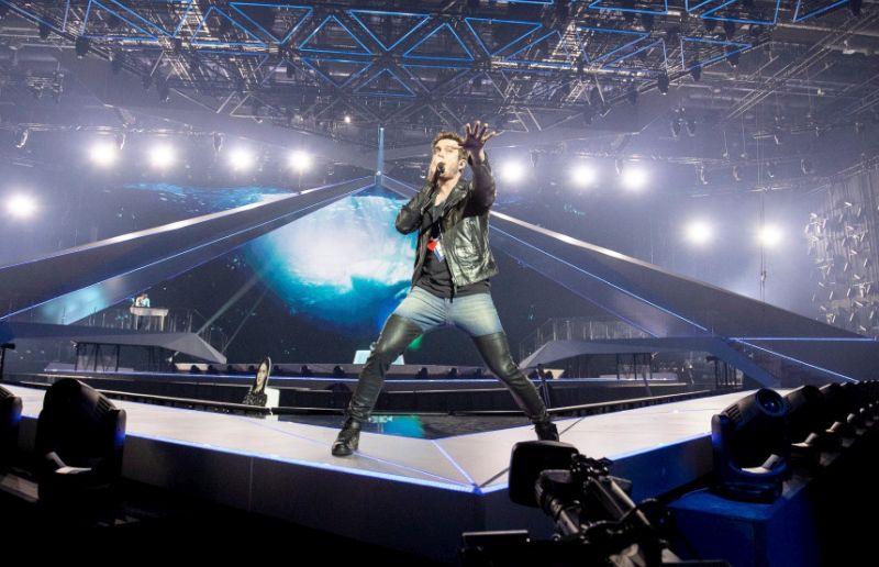 3. Finska: Darude feat. Sebastian Rejman - Look Away (Foto: Andres Putting)