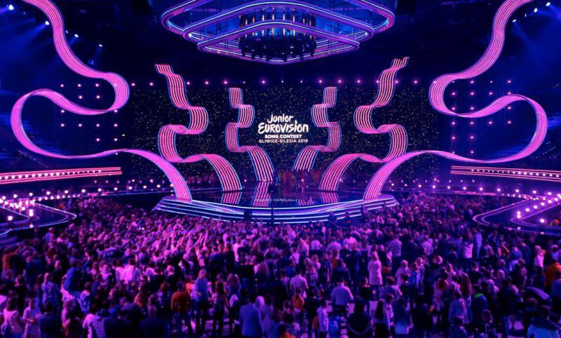 Otroška Evrovizija 2019 se je odvila v Areni Gliwice. (Foto: Thomas Hanses)